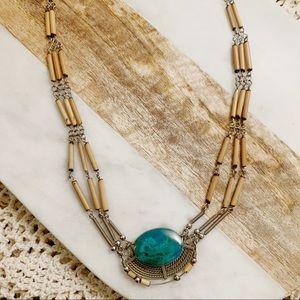 Jewelry - Vintage Stone Necklace